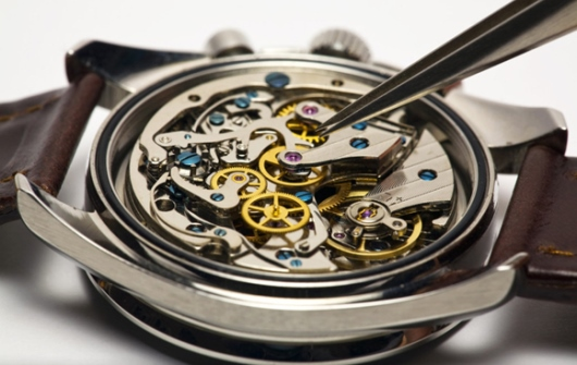 Mechanical Watch Maintenance